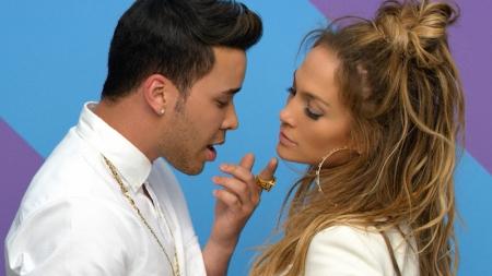 Prince Royce estrenó videoclip junto a Jennifer Lopez.