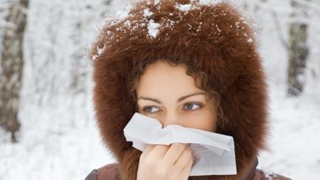 ¿Sabías que existe la alergia al frío?
