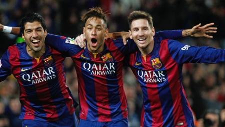 BARCELONA EL MEJOR CLUB DE 2015