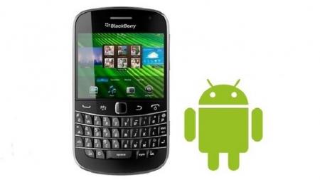 BlackBerry estaría por lanzar un dispositivo con Android, según Reuters.