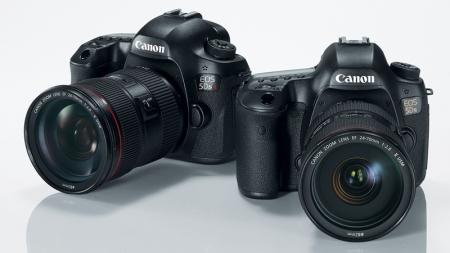 Canon apuesta por cámaras réflex frente a caída de equipos compactos.