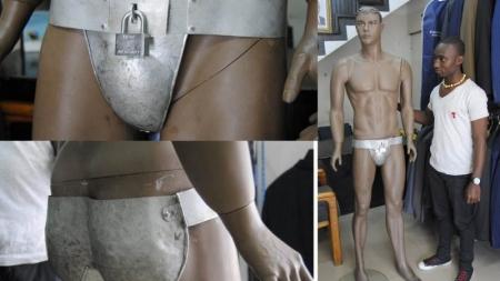 Cinturones de castidad para hombres, ¿la nueva moda en Kenia?