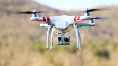 Nace la primera academia latinoamericana para pilotos de drones.