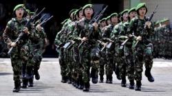 Ejército que exige mujeres vírgenes.