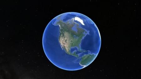 Google Earth celebra 10 años de vida.
