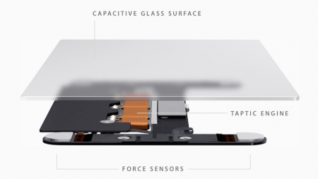 Apple comienza producción de nuevo iPhone 6S con tecnología Force Touch.