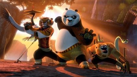 Ya puedes ver el tráiler de Kung Fu Panda 3.