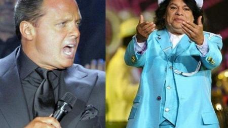 Fuertes rumores de posible colaboración entre Juan Gabriel y Luis Miguel.