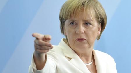 Un modelo de Rick Owens desata la polémica al pedir que se mate a Merkel.
