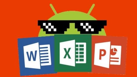 Office ya está disponible en los teléfonos Android.