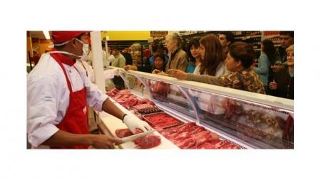 Venezuela: Se agarraron a golpes por un pedazo de carne.