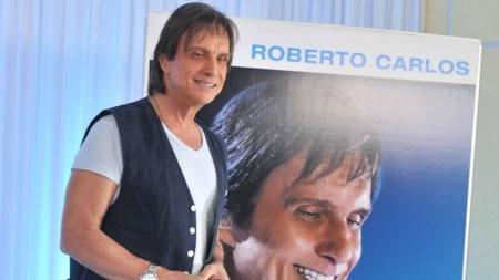 Roberto Carlos es la Persona del Año 2015.