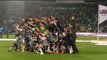 Santos sufre pero es campeón del Clausura mexicano.
