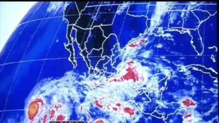 Tormenta tropical 'Blanca' se forma en el Pacífico.