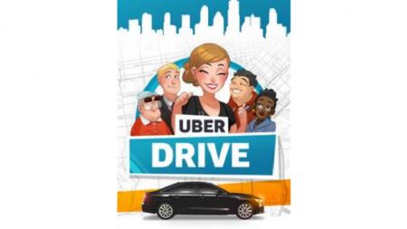 Uber game pone a prueba a los usuarios de iPhone al volante.