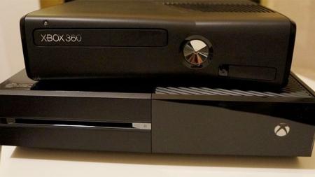 Tus juegos de Xbox 360 funcionarán con Xbox One.