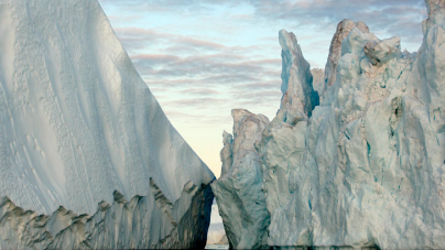 SE DESPRENDE NUEVO ICEBERG TRES VECES MÁS GRANDE QUE MANHATTAN