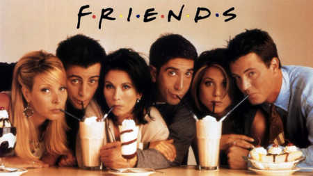 "ESCENA ELIMINADA DE ""FRIENDS"""