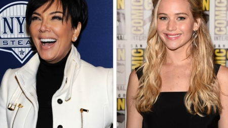 JENNIFER LAWRENCE Y KRISS JENNER ¡JUNTAS!