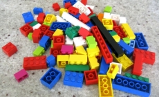 10 FANTÁSTICAS IMÁGENES HECHAS CON LEGO