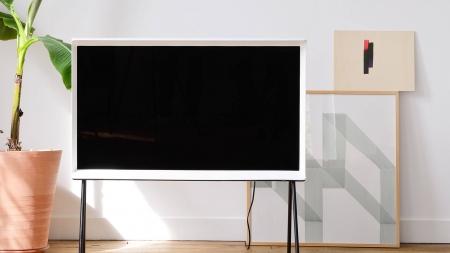 SERIF: LA NUEVA TV DE SAMSUNG QUE ES PURO DISEÑO