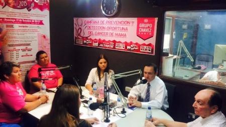 NUEVOS INVITADOS EN LOS PROGRAMAS DE PREVENCION POR RADIO 65