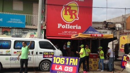 """EL PLAYERAZO DE """"LA GS"""" AHORA EN EL MERCADO MUNICIPAL"""