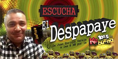 EL DESPAPAYE