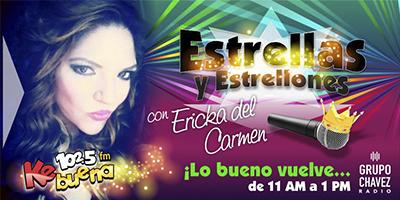 LAS ESTRELLAS Y ESTRELLONES ESTAN ¡AL AIRE! POR EL 102.5FM