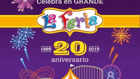 FERIA CANACO: CARTELERA DE HOY