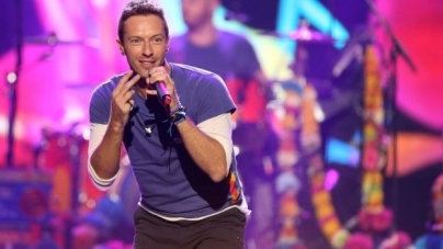 COLDPLAY GRABA VIDEO EN EL FORO SOL
