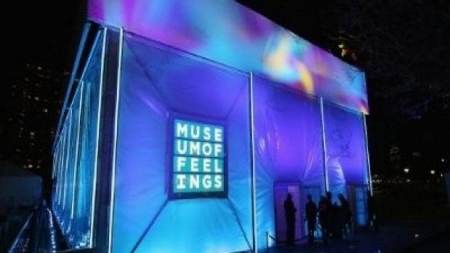 MUSEO REACCIONA A TUS EMOCIONES PARA CREAR ARTE