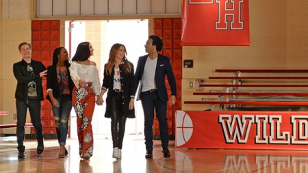 ELENCO DE HIGH SCHOOL MUSICAL ¡10 AÑOS DESPUES!