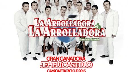 LA ARROLLADORA DE LA ARROLLADORA