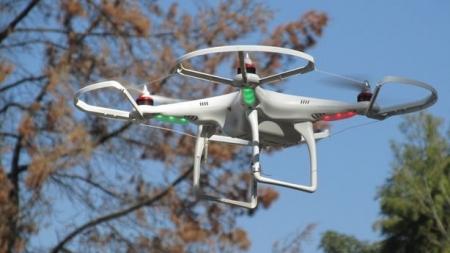 DRONES EN ARBOLES, LA NUEVA EMERGENCIA DE PARA BOMBEROS