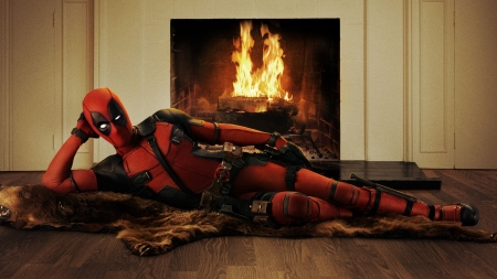 DEADPOOL PROMUEVE LA PREVENCION DE CANCER TESTICULAR