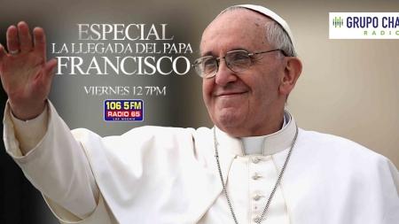 PAPA FRANCISCO EN MEXICO 12 DE FEBRERO