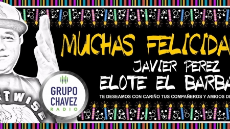 "CUMPLEAÑOS JAVIER PEREZ ""EL ELOTE"""