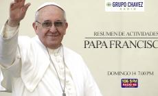PAPA FRANCISCO EN MÉXICO 14 DE FEBRERO
