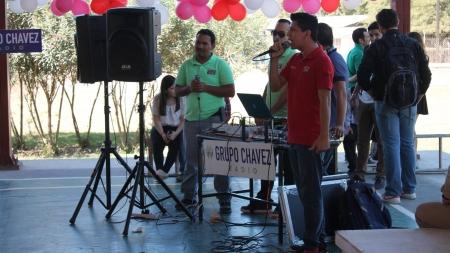 LA GS PRESENTE EN EL FESTIVAL DEL AMOR UDEO