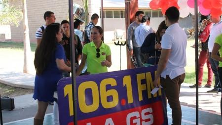 MÁS DEL LOVEFEST UDO 2016 CON GRUPO CHAVEZ RADIO
