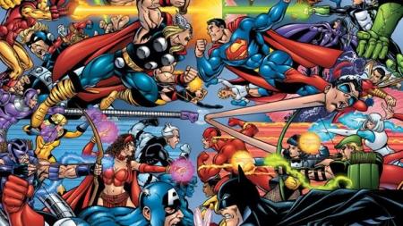 MARVEL vs. DC COMICS ¿QUIEN TIENE LA MEJOR MAGIA?