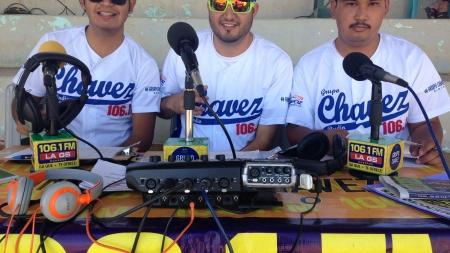 LA GS 106.1FM, NÚMERO 1 EN DEPORTE