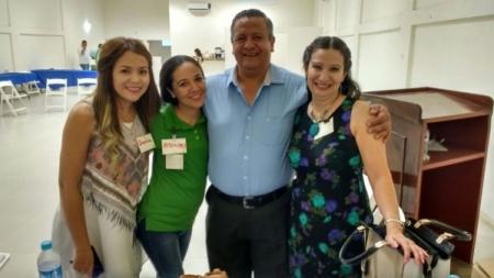 LA GS RECIBE TALLER A CARGO DEL DOCTOR ALBERTO MENESES