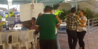 """LOS MENDIVIL Y LOS MEROS MEROS DE LA SIERRA AMENIZARON """"ARRIBA EL JEFE"""""""