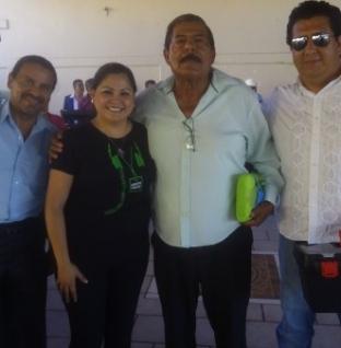 """ASÍ SE VIVIÓ LA CELEBRACIÓN DE """"ARRIBA EL JEFE"""""""