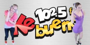 LA KE BUENA 102.5FM ¡TE LLEVA AL CONCIERTO DE GERARDO ORTIZ!