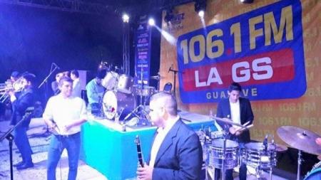 ASÍ SE VIVIÓ LA CELEBRACIÓN DEL ANIVERSARIO 67 DE LA GS 106.1FM