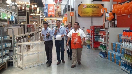 "LA GS 106.1FM DESDE ""THE HOME DEPOT"" EN GUASAVE"