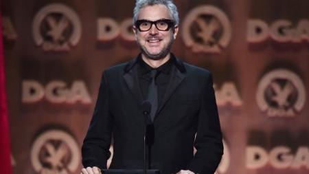 ALFONSO CUARÓN ES RECONOCIDO COMO 'MEJOR DIRECTOR' EN LOS PREMIOS BAFTA